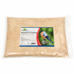 Avian Mealworm Feed - CONF-11511