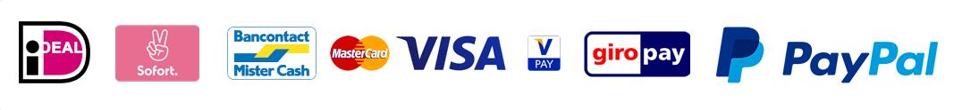 Payments logos